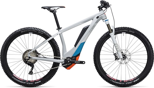 Image of Cube Access WLS Hybrid SL 500 29er Womens 2017 - Electric Bike