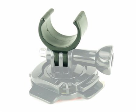Exposure Adhesive Helmet Mount Clip to fit EXPHMAP or Go-Pro Mounts