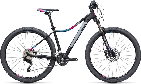 Image of Cube Access WLS Race 29er Womens Mountain Bike 2017 - Hardtail MTB
