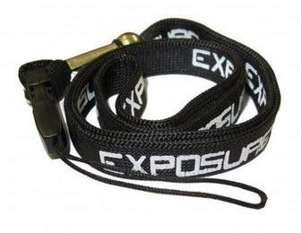 Image of Exposure Wrist Lanyard - 21 cm