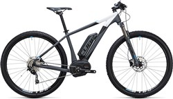 Cube Reaction Hybrid HPA Pro 400 29er 2017 - Electric Bike