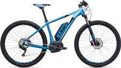 Cube Reaction Hybrid HPA Race 500 29er 2017 - Electric Mountain Bike