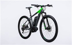 Cube Reaction Hybrid HPA Race 500 29er 2017 - Electric Bike