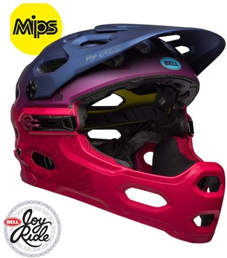 Bell Super 3R MIPS MTB Full Face Helmet 2018