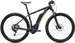 Cube Reaction Hybrid HPA SLT 500 29er 2017 - Electric Mountain Bike