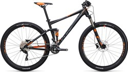 Cube Stereo 120 HPA Pro 29er Mountain Bike 2017 - Full Suspension MTB