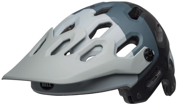 Bell Super 3 MTB Cycling Helmet 2017