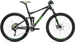 Cube Stereo 120 HPA SL 29er Mountain Bike 2017 - Full Suspension MTB