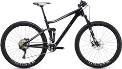Cube Stereo 120 Hpc Race 29er Mountain Bike 2017 - Full Suspension MTB