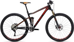 Cube Stereo 120 HPC SL 29er Mountain Bike 2017 - Full Suspension MTB