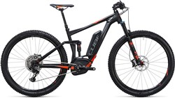 Product image for Cube Stereo Hybrid 120 HPA SL 500 29er 2017 - Electric Mountain Bike