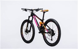 Cube Sting WLS 120 Pro 29er Womens Mountain Bike 2017 - Full Suspension MTB