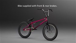 Saracen Amplitude Frequency 2017 - BMX Bike