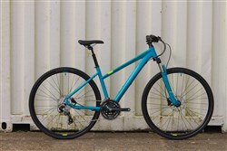 Saracen Urban Cross 1 Womens 2017 - Hybrid Sports Bike