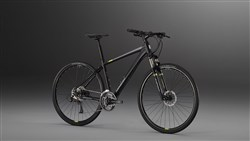 Saracen Urban Cross 2 2017 - Hybrid Sports Bike