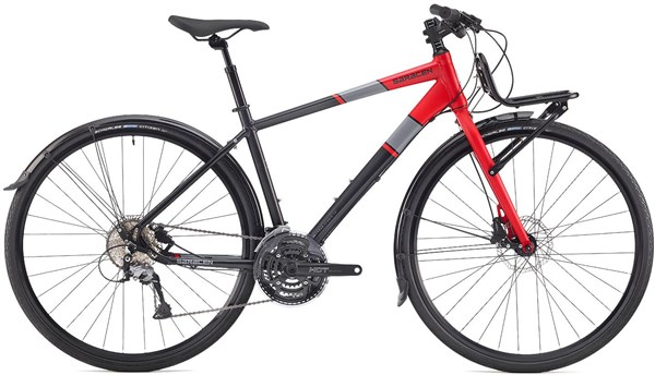 Saracen Urban Studio 74 2018 - Hybrid Sports Bike