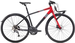 Saracen Urban Studio 74 2017 - Hybrid Sports Bike