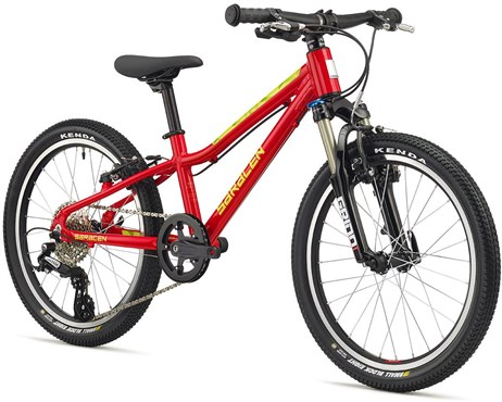 Image of Saracen Mantra 2.0 20w 2017 - Kids Bike