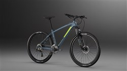 "Product image for Saracen Tufftrax Comp Hydro Disc 27.5"" Mountain Bike 2017 - Hardtail MTB"