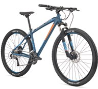 Saracen Tufftrax Comp Hydro Disc 29er Mountain Bike 2017 - Hardtail MTB
