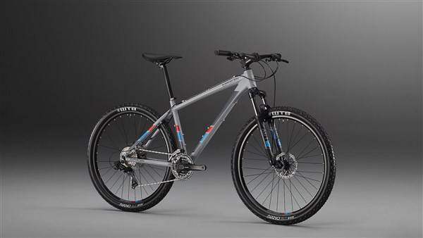 "Saracen TuffTrax Disc 27.5"" Mountain Bike 2017 - Hardtail MTB"