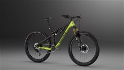 "Saracen Kili Flyer Elite 27.5"" Mountain Bike 2017 - Full Suspension MTB"