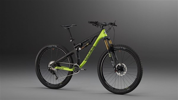 "Image of Saracen Kili Flyer Elite 27.5"" Mountain Bike 2017 - Full Suspension MTB"