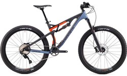 "Saracen Kili Flyer Pro 27.5"" Mountain Bike 2017 - Full Suspension MTB"