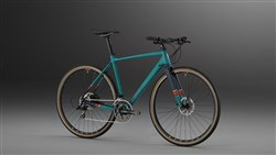 Saracen Hack FB 2017 - Road Bike