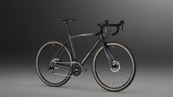 Saracen Hack in Black 2017 - Road Bike