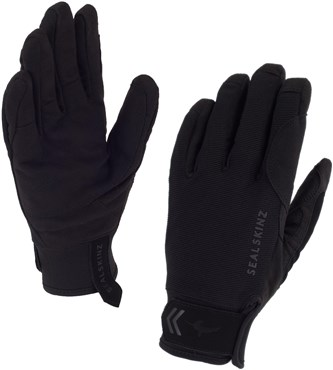 Image of Sealskinz Dragon Eye Long Finger Cycling Gloves AW16