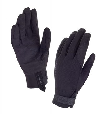Image of Sealskinz Dragon Eye Road Cycling Long Finger Gloves AW16