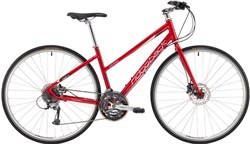 Product image for Ridgeback Vanteo Open Frame Womens  2017 - Hybrid Sports Bike