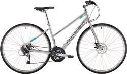 Ridgeback Velocity Open Frame Womens  2017 - Hybrid Sports Bike