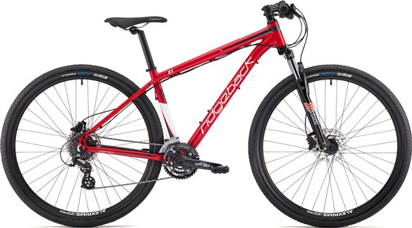 Image of Ridgeback X1  Mountain Bike 2017 - Hardtail MTB