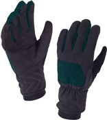 Product image for Sealskinz Helvellyn Long Finger Cycling Gloves AW17