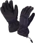 Product image for Sealskinz Extreme Cold Weather Long Finger Cycling Gloves AW16