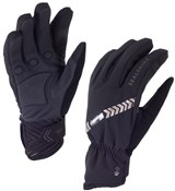 Product image for Sealskinz Halo All Weather Long Finger Cycling Gloves AW16