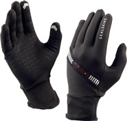 Product image for Sealskinz HALO Running Long Finger Gloves AW17