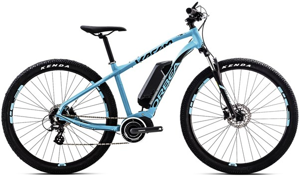 "Image of Orbea Keram 30 LR 27.5"" 2017 - Electric Bike"