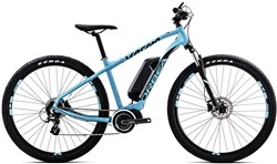 Orbea Keram 30 LR 29er 2017 - Electric Bike