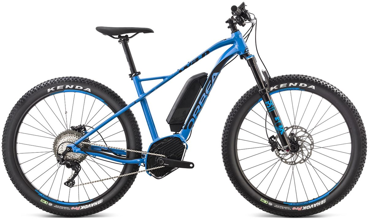 Orbea Wild 20 LR 2017 - Electric Mountain Bike