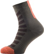 Product image for Sealskinz MTB Cycling Ankle Socks with Hydrostop AW17