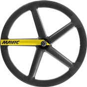 Mavic IO Carbon Track Tubular Front Wheel 2017