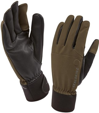 Sealskinz Shooting Long Finger Gloves AW16