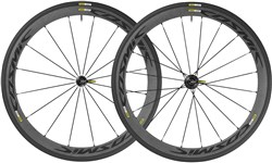 Mavic Cosmic Carbone 40 Elite Clincher Road Wheels 2017