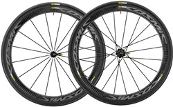 Mavic Cosmic Pro Carbon Exalith Road Wheels 2018