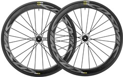 Product image for Mavic Cosmic Pro Carbon Disc CL Road Wheels 2018