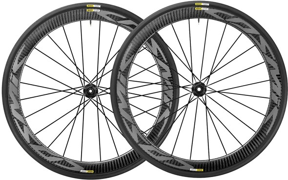 Image of Mavic Cosmic Pro Carbon Disc CL Road Wheels 2017