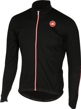 Image of Castelli Puro 2 FZ Long Sleeve Cycling Jersey SS17